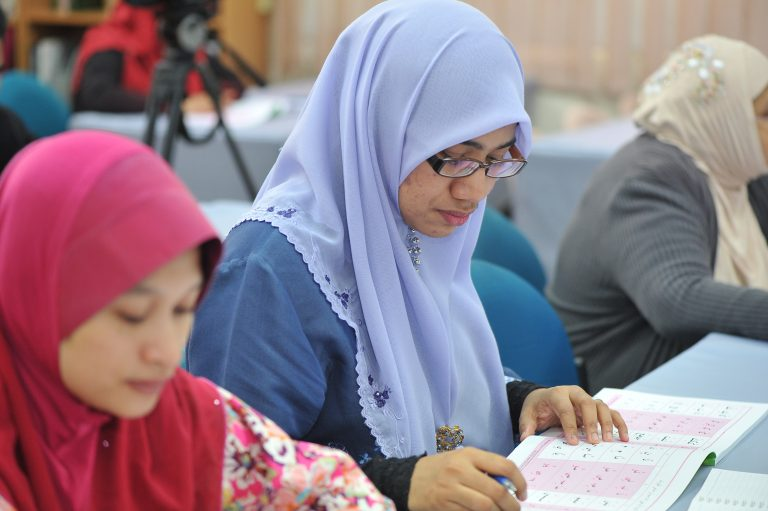 """Kursus Kemahiran """"Al-Barqy"""" – Kaedah Cepat Membaca Al-Quran"""