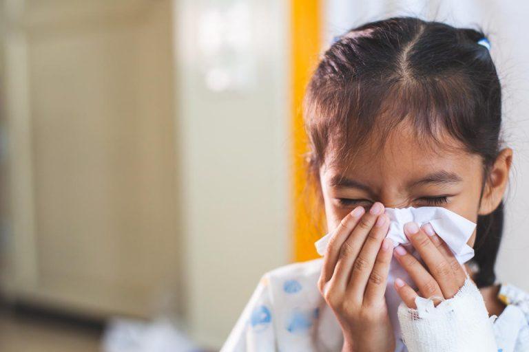 Lindungi Anak-Anak, Ketahuilah Tentang Flu